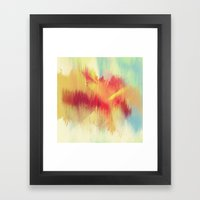 Sweet Dreams Of Passion Framed Art Print