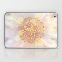 Birthday Flower Laptop & iPad Skin