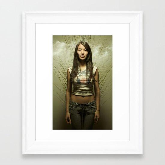 Tatiana Framed Art Print