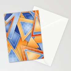 GeOmEtRiCity Stationery Cards