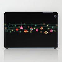 Santa claus is coming to town~~ iPad Case