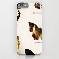 iPhone & iPod Case featuring Forever Beautiful Butterfly by Kimberly Blok