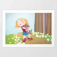 I Choose You Art Print