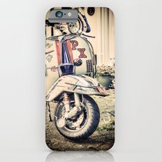 Vintage Moped Slim Case iPhone 6s