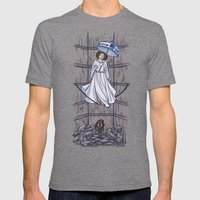 Leia's Corruptible Morta… Mens Fitted Tee Tri-Grey SMALL