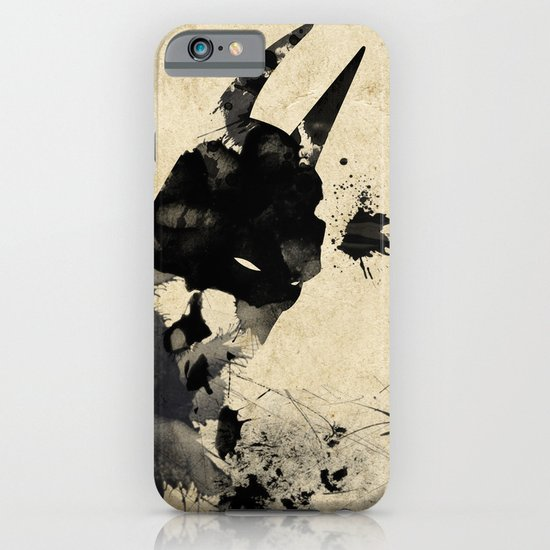 Dark iPhone & iPod Case