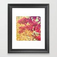 Love Me Tender Framed Art Print