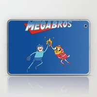 Mega Bros Laptop & iPad Skin
