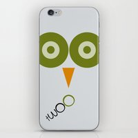 Twoo iPhone & iPod Skin