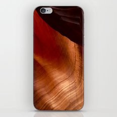 Antelope Curves iPhone & iPod Skin