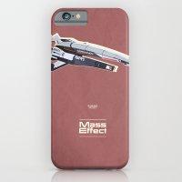 Mass Effect iPhone 6 Slim Case