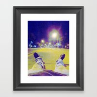 A Change In Perspective Framed Art Print