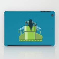 The wrong hole iPad Case