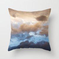 New Mexico Sunset 2 (Jul… Throw Pillow