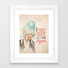 Dodo Love Framed Art Print