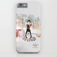 City Boutique Two iPhone 6 Slim Case
