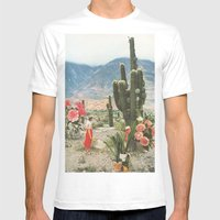 Decor Mens Fitted Tee White SMALL