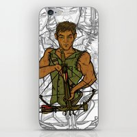 Daryl iPhone & iPod Skin