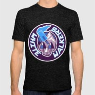 T-shirt featuring WHITE WALKERS HOCKEY LOG… by Mike Wrobel