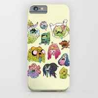 iPhone & iPod Case featuring After the Great Mushroom War by Josh Ln