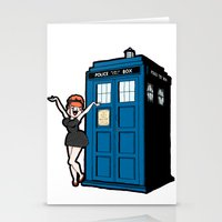 Heather Who Stationery Cards