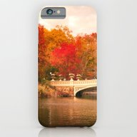 New York City Autumn Mag… iPhone 6 Slim Case