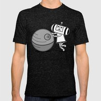 Imperial Damacy Mens Fitted Tee Tri-Black SMALL