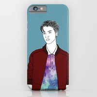 iPhone & iPod Case featuring Ash by Olympia Tzirki