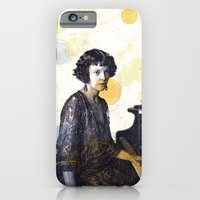 iPhone & iPod Case featuring Drape by Lowercase Industry