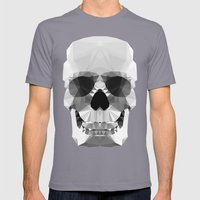 Polygon Heroes - Crystal… Mens Fitted Tee Slate SMALL