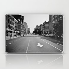 Get On Down The Road Laptop & iPad Skin