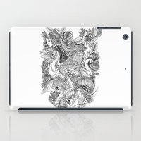 The Six Swans iPad Case