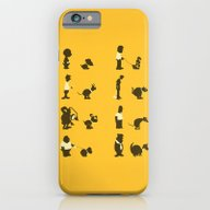 iPhone & iPod Case featuring Please Pick Up After You… by Phil Jones