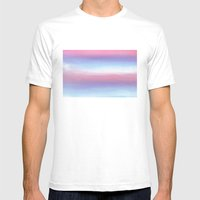 ZoomZoom Mens Fitted Tee White SMALL