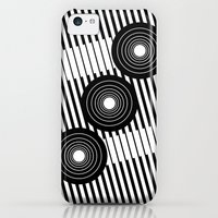 iPhone Cases featuring Instance by Mttix