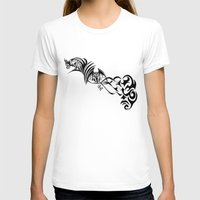 T-shirt featuring Gargoyles by Rishi Parikh