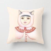 Hood Throw Pillow