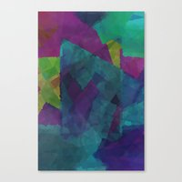Shapes#4 Canvas Print