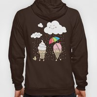 Cloudy With A Chance Of … Hoody