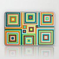 Be Squared! Laptop & iPad Skin