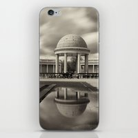 Eaton Park, Norwich, Nor… iPhone & iPod Skin