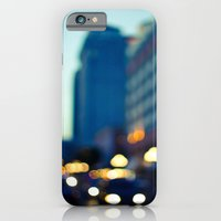 iPhone & iPod Case featuring Downtown by The Dreamery