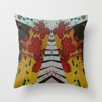 FX#486 - The Narrowing Throw Pillow