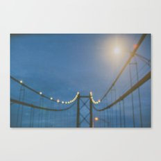 Early evening Canvas Print