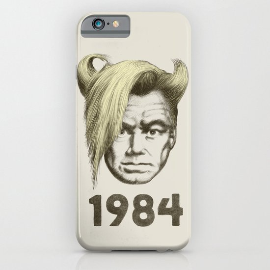 1984 iPhone & iPod Case