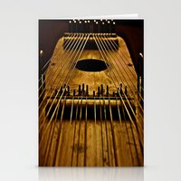 Ukelin Strings Stationery Cards