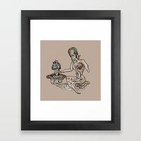 The Grail (v3) Framed Art Print