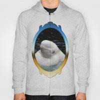 Beluga Whale Hoody