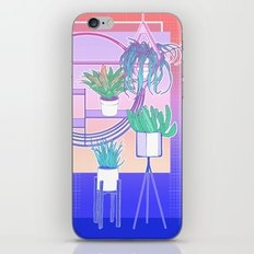 plant life iPhone & iPod Skin
