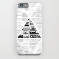 ▲ Triangle Cassettes �… iPhone 6 Slim Case